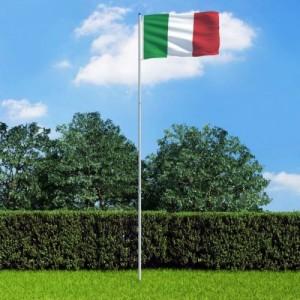 Olasz zászló...