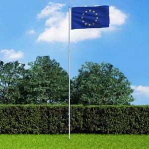 Európai uniós zászló...