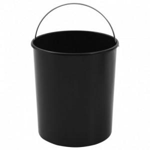 Acél beépíthető konyhai műanyag szemetes 12 l