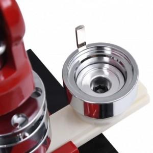 Kitűzőkészítő gép körvágóval 44 mm