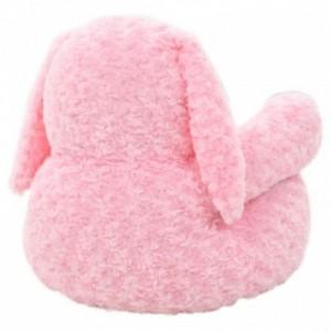 Rózsaszínű nyúl plüssjáték