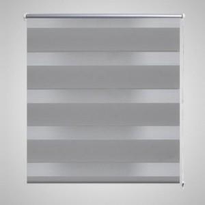 Zebra roló 80 x 150 cm Szürke