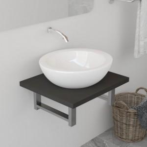 Szürke fürdőszobai bútor 40...