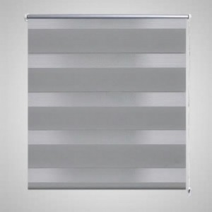 Zebra roló 50 x 100 cm Szürke