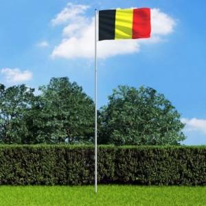 Belga zászló...