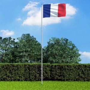 Francia zászló...