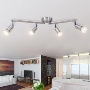 4 LED-es spot mennyezeti...